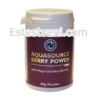 Плодова енергия от АкваСорс с макуй бери и акай бери